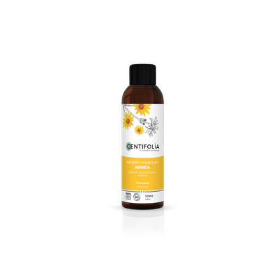 Arnica oil - Centifolia - Massage and relaxation