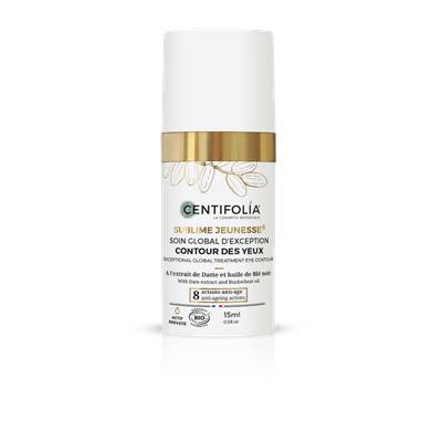 Eye contour cream - Centifolia - Face