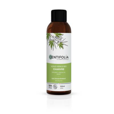 Hemp oil - Centifolia - Massage and relaxation