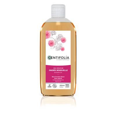 Gel douche ondée sensuelle - Centifolia - Hygiène