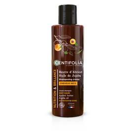 image produit Shampooing crème cheveux secs