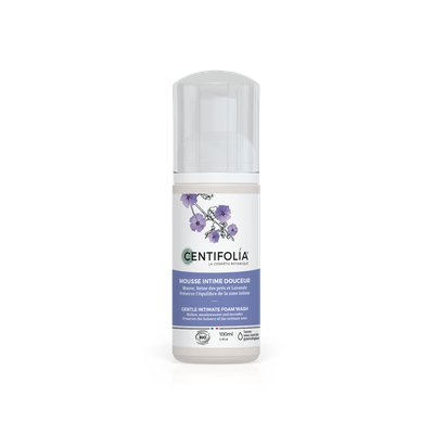 Mousse intime - Centifolia - Hygiène