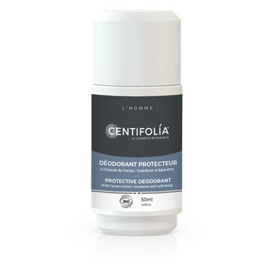 Protective men deodorant - Centifolia - Hygiene