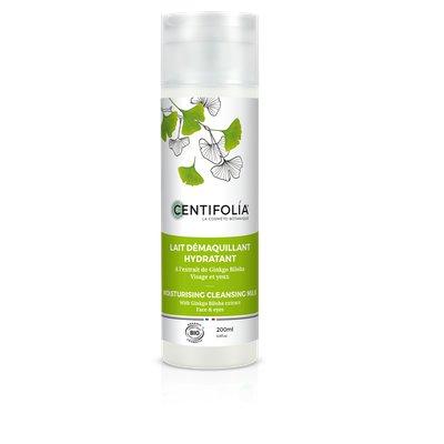 Lait démaquillant hydratant - Centifolia - Visage