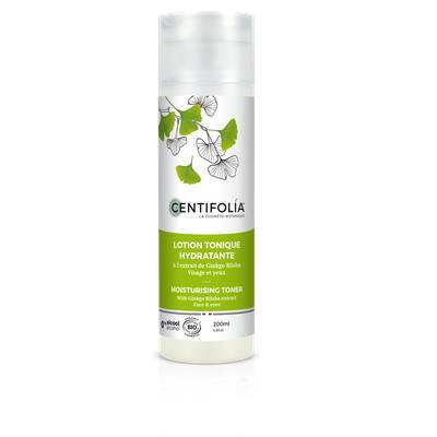 Lotion tonique hydratante - Centifolia - Visage