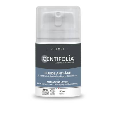 Anti-age protecting fluid - Centifolia - Face