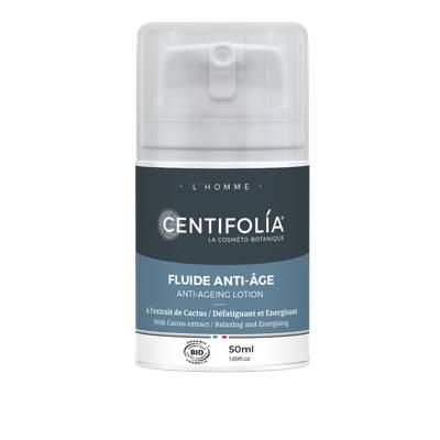 Fluide anti âge pour homme - Centifolia