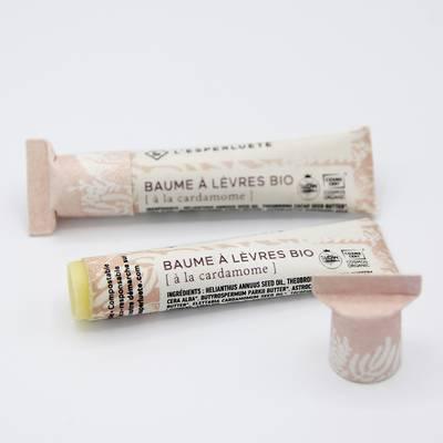 Baume à lèvre à la cardamome - L'esperluète - Visage