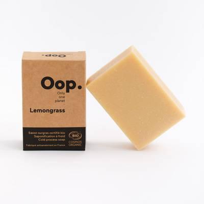 Savon surgras  - Lemongrass - Oop. Only One Planet - Hygiène