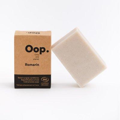 Savon surgras - Romarin - Oop. Only One Planet - Hygiène