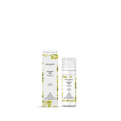 RELAXING ANAL LUBRICANT - GOLIATE - Health - Massage and relaxation
