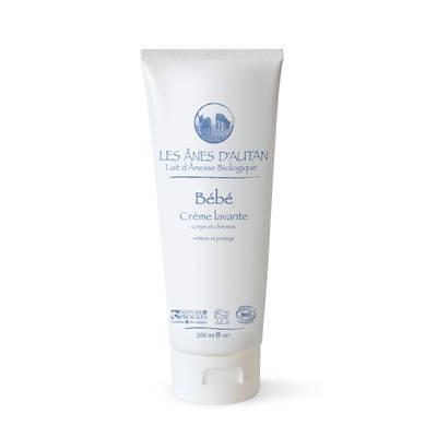 Crème Lavante Bébé - Les Ânes d'Autan - Bébé / Enfants