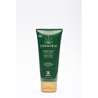 CHANVRIA FOOT CREAM - CHANVRIA - Health - Massage and relaxation - Body