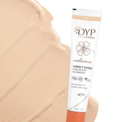 Perfect minois - Fond de teint fluide - DYP Cosmethic - Maquillage