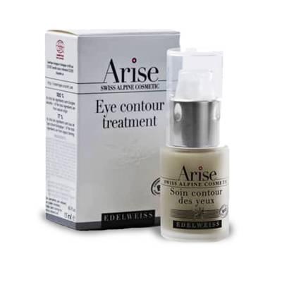 Soin contour des yeux - Arise Swiss Alpine Cosmetic - Visage