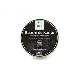 Beurre de karité Verveine Exotique - Biio Nature - Visage - Corps - Cheveux - Massage et détente