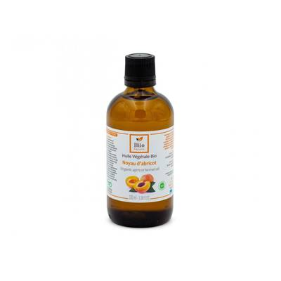 Apricot kernel oil - Biio Nature - Face - Body - Hair - Massage and relaxation