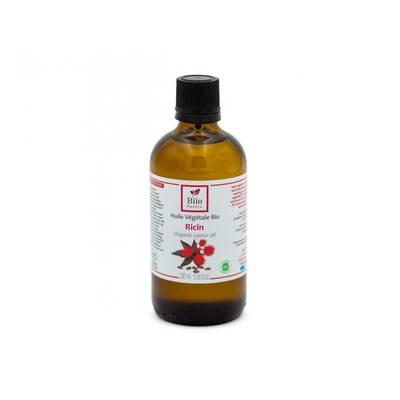 Huile végétale Ricin - Biio Nature - Visage - Corps - Cheveux - Massage et détente