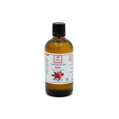 Huile végétale Ricin - Biio Nature - Visage - Cheveux - Massage et détente - Corps