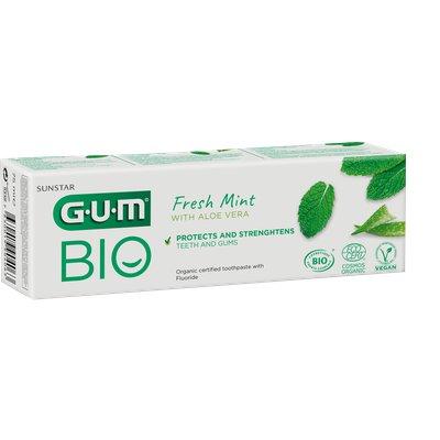 Dentifrice Au Fluor Goût Menthe Fraîche - GUM - Hygiène