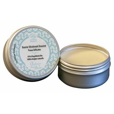 Baume déodorant douceur - AUTOUR DU BAIN - Hygiène
