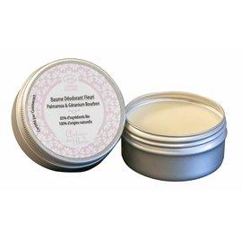 Baume déodorant Fleuri - AUTOUR DU BAIN - Hygiène