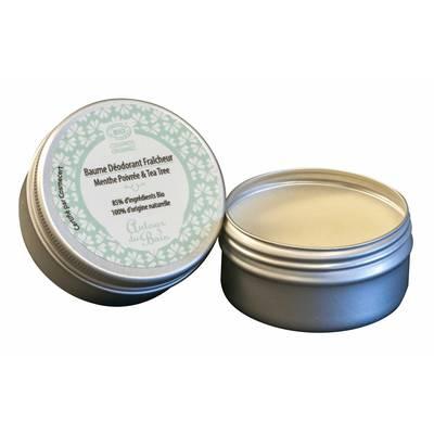 Baume déodorant Fraicheur - AUTOUR DU BAIN - Hygiène
