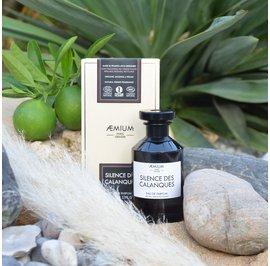 SILENCE DES CALANQUES - Eau de parfum - AEMIUM - Flavours