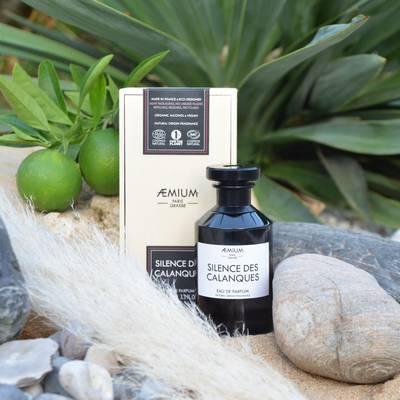 SILENCE DES CALANQUES - Eau de parfum - AEMIUM - Parfums et eaux de toilette