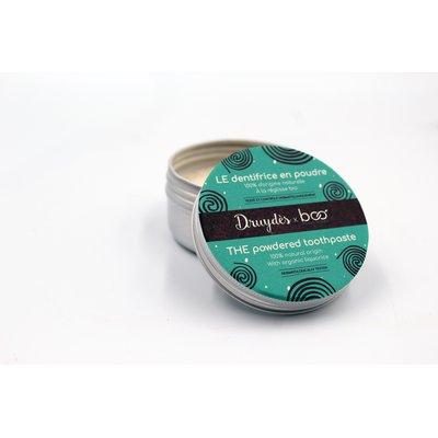 LE dentifrice en poudre à la réglisse bio - Druydès - Hygiène