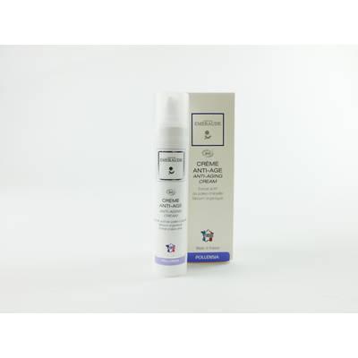 Crème anti-âge Pollensia - Laboratoire emeraude - Face