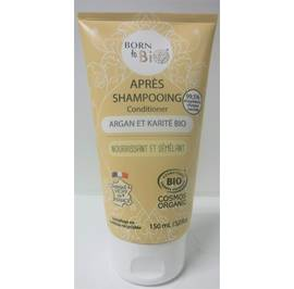 After shampoo - BORN TO BIO - Hair