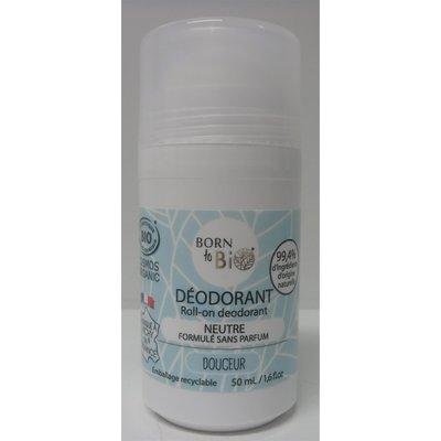 DEODORANT NEUTRE - BORN TO BIO - Hygiène