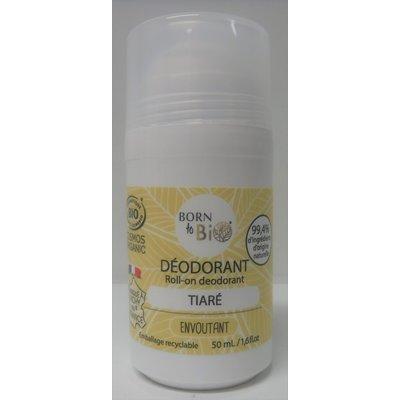 DEODORANT TIARE - BORN TO BIO - Hygiène