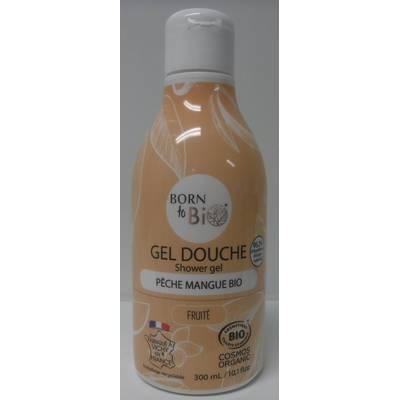 GEL DOUCHE PECHE MANGUE - BORN TO BIO - Hygiène