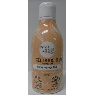 Peach shower gel - BORN TO BIO - Hygiene