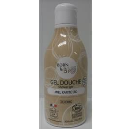 Honey shower gel - BORN TO BIO - Hygiene