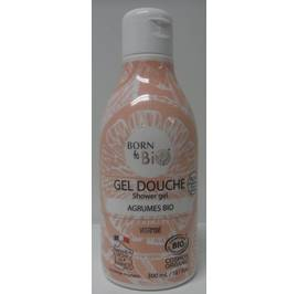 Citrus shower gel - BORN TO BIO - Hygiene
