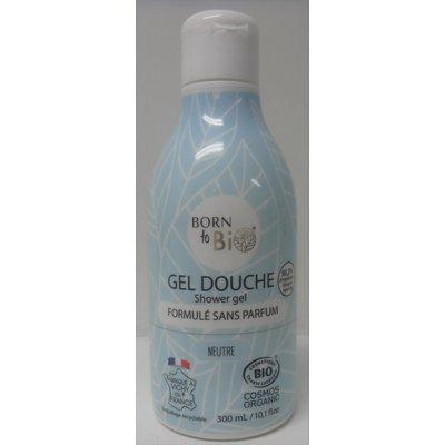 GEL DOUCHE NEUTRE - BORN TO BIO - Hygiène