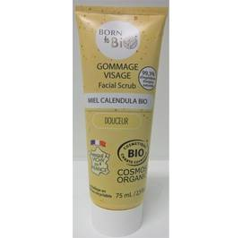 image produit Honey scrub