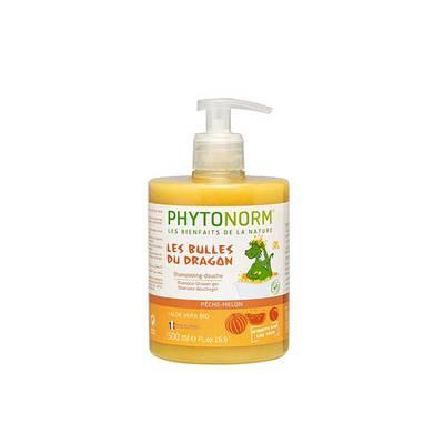 shampoing-douche-peche-melon