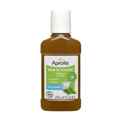 Bain de bouche menthe - APROLIS - Hygiène