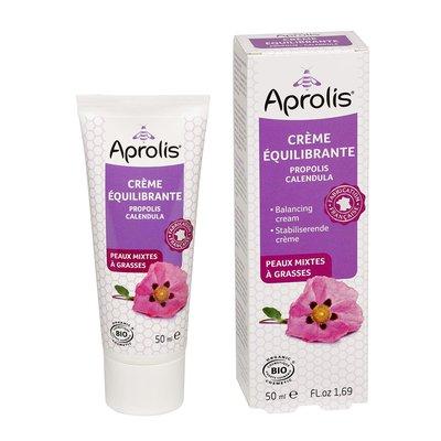 Crème équilibrante propolis-calendula - APROLIS - Visage
