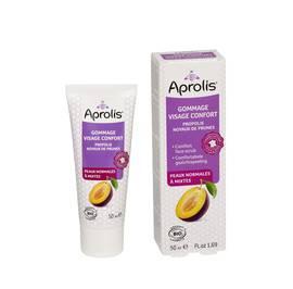 Gommage aux noyaux de prunes - APROLIS - Visage