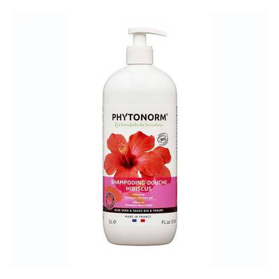 Shampoing douche hibiscus - PHYTONORM - Cheveux