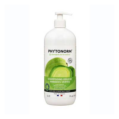 shampooing douche amandes vertes - PHYTONORM - Hair