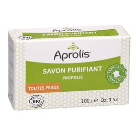image produit Soap with organic propolis