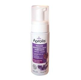 Make up remover and purifying Foaming, propolis, lanvander - APROLIS - Hygiene