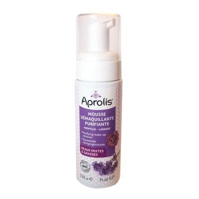 Mousse démaquillante purifiante - APROLIS - Hygiène