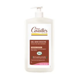 Bath And Shower Macadamia Oil - Rogé Cavaillès - Hygiene